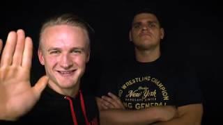 WALTER & Ilja Dragunov von wXw Drive of Champions