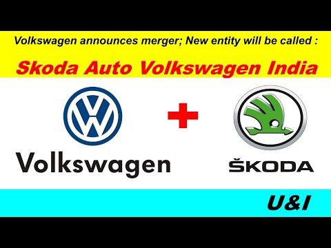 Volkswagen announces Merger with Skoda in India   Volkswagen India 2.0 Plan   UandI Automobiles