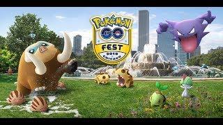 Noticias de Pokémon Go - Zona Safari, Festivales de Pokémon Go y Días de la Comunidad para 2019