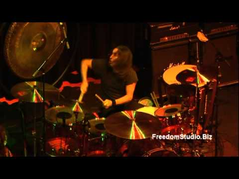 Bonzo Brian Tichy Immigrant Song Groove Remains the Same
