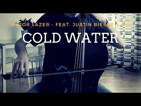 Major Lazer - Cold Water (feat. Justin Bieber & MØ) For Cello And Piano (COVER)