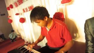Đàn Organ Bài Ca Tết Cho Em Nguyễn Kiên Roland Bk5