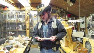 Gene Webb Woodcarving November 2011
