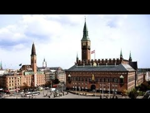 Walking CPH, Denmark: From The City Hall Square To Christiansborg Palace