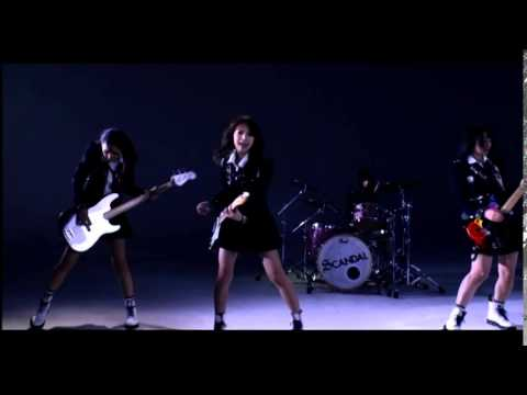 SCANDAL 「Pride」 ‐Music Video