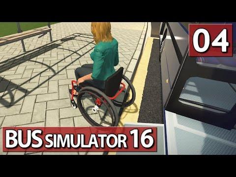 Bus Simulator 16 #04 Sogar mit Rampe! ► Lets Play Bus Simulator 16