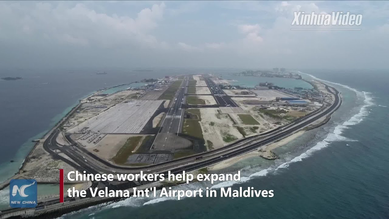 Chinese Company Accelerates Expansion Of Maldives S Velana Int L Airport