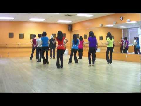 50 Ways - Line Dance (Dance & Teach in English & 中文)