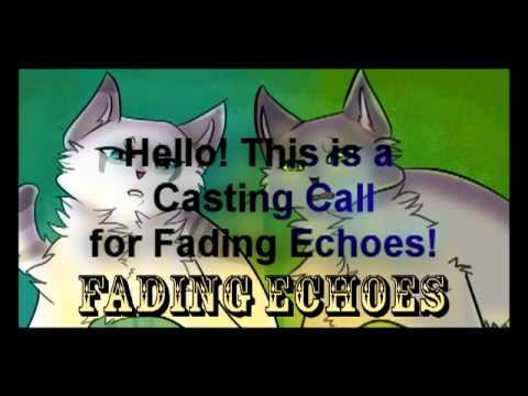 Fading Echoes Casting Call -CLOSED-