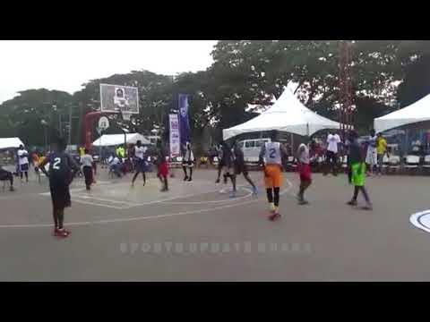 David West,  TJ Warren lead Basketball clinic in Ghana