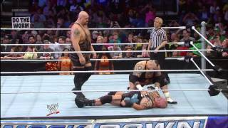 Tensai  vs. Big Show: SmackDown, May 10, 2013