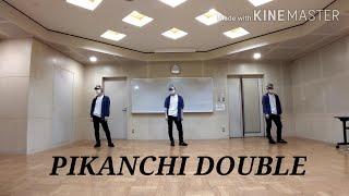 嵐 PIKANCHI DOUBLE  踊ってみた