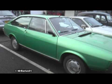 Renault 15 TL : Details