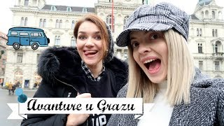 Kad cure bez plana odu u Graz / with Mashin The Beauty / VLOG