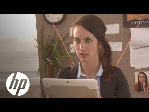 Board Meeting at the Beach? No Problem! - Work Anywhere with Free 4G | HP