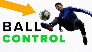 HOW TO CONTROL THE BALL IN THE AIR