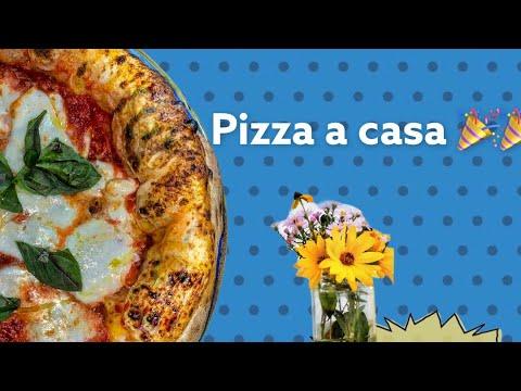 Impasto Pizza Napoletana Da Fare A Casa Youtube