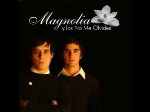 magnolia y los no me olvides matando memorias
