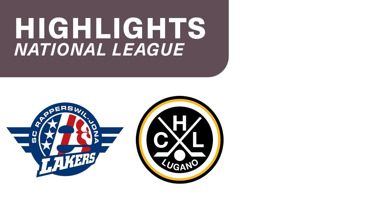 SCRJ Lakers vs. HC Lugano 6:3 - Highlights National League