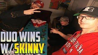 Duo Wins w/ Skinny (Fortnite Battle Royale)