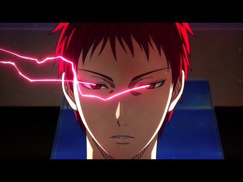 [Kuroko No Basket AMV] AKASHI IN THE ZONE