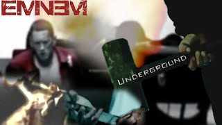 Eminem - Undeground (Music Video) (w/Dr. West, Ken Kaniff Skit)