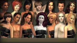 SuperSimModel3 / The semi-finalists Fade-out file Thumbnail