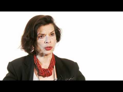 Bianca Jagger: video interview