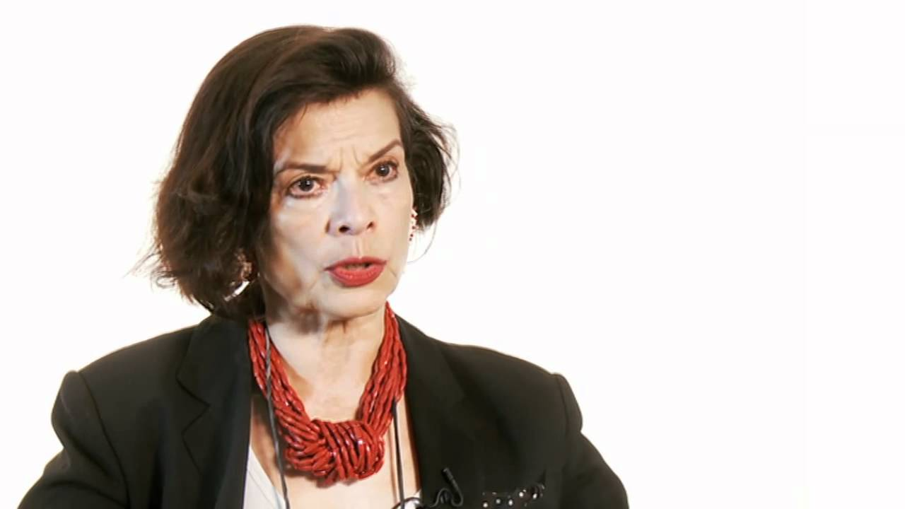 Bianca Jagger: video interview - YouTube