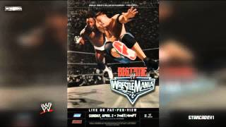 "WrestleMania 22 3rd Theme song ""Save Me Sorrow"" by Bullets and Octane"