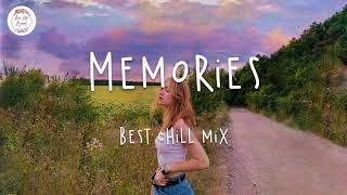 Memories 🍂 Best Chill Music Mix | Faime, Lauv, Keshi...