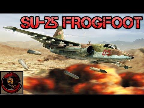 Su-25 Frogfoot -
