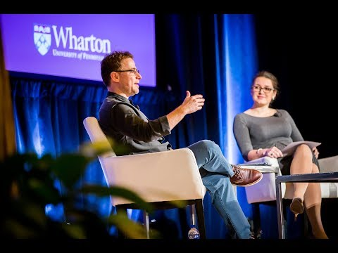 Keynote: Stewart Butterfield and Mae McDonnell | 2018 Wharton People Analytics Conference