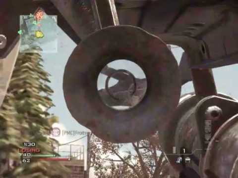 MW3 Kill With Stinger Missile