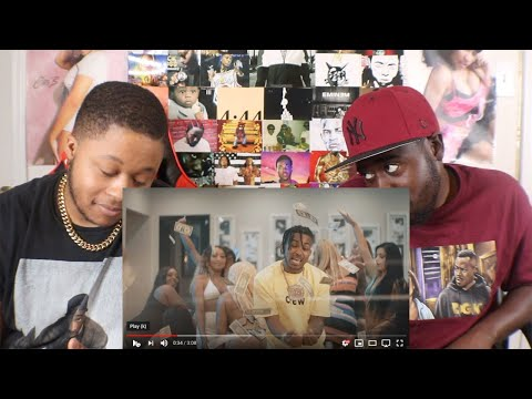 DDG – Moonwalking in Calabasas Remix (feat. Blueface) [Official Music Video] REACTION!!