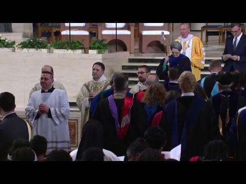 2018 Patronal Feast of St. Thomas Aquinas University Mass