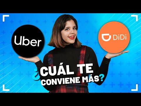 Uber o Didi ¿Qué app te conviene más? | Zoom In