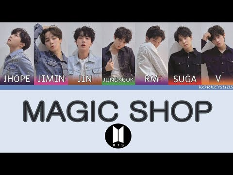 BTS - Magic Shop (Türkçe Altyazılı/Turkish Subs)