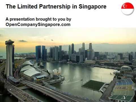 The Limited Partnership in Singapore