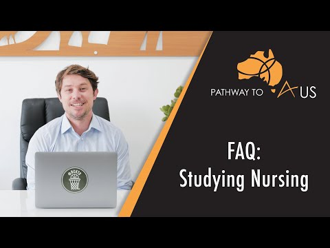 Study Nursing In Australia