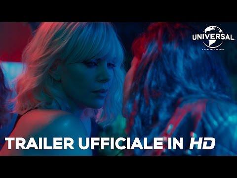 ATOMICA BIONDA con Charlize Theron - Trailer italiano ufficiale