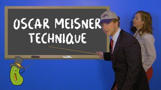 Acting PT II: Oscar Meisner Technique | Mean Bean Conservatory
