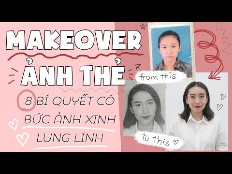 8 MẸO CHỤP ẢNH THẺ CĂN CƯỚC XINH LUNG LINH   PhuongHa