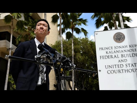 In Stinging Blow to President, Hawaii & Maryland Judges Block Trump's Second Muslim Ban