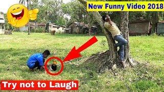 New Funny😜😜Comedy Video 2018. Episode-2 | Funny Bazaar | Must Watch. |