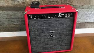 Dr. Z Z-PLUS - Official Demo with Dave Baker