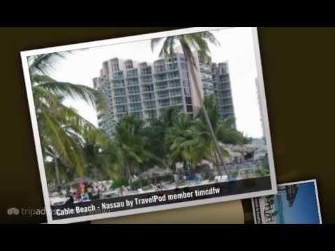 Cable Beach - Nassau, New Providence Island, Bahamas