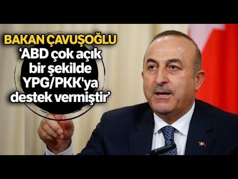 Bakan Çavuşoğlu: Özellikle Oradaki Petrol Rezervleri İçin Bulunduklarını da İtiraf Ediyorlar