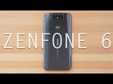 Asus Zenfone 6 - Обзор