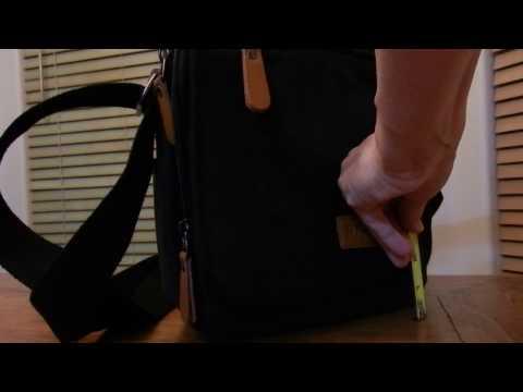 Vintage Canvas Shoulder Bag Messenger Bag ipad Bag Work Bag Business Bag Purse School Bag